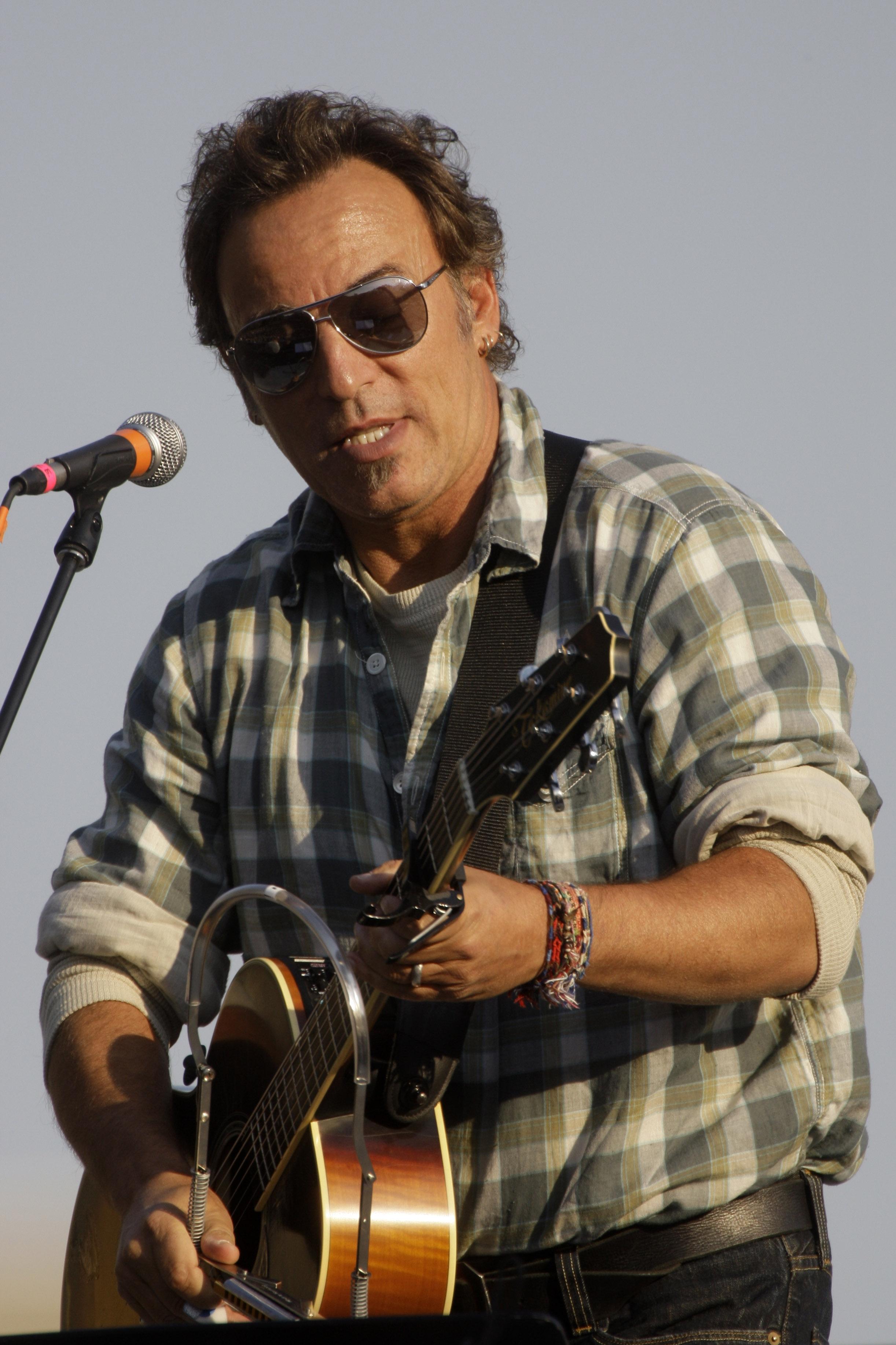 Bruce Springsteen - Photo Set